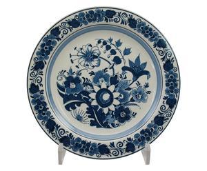 Traditioneel handgeschilderd bord