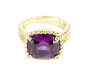 Ring Grace, handgemaakt, goud