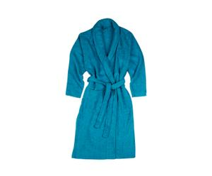 Badjas Bath, zeeblauw, XS/S