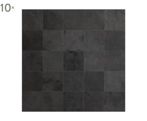 Set van 10 tegels Jan, 15 x 15 cm