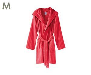 Badjas Fedor 300 gr/m2, rood, maat M