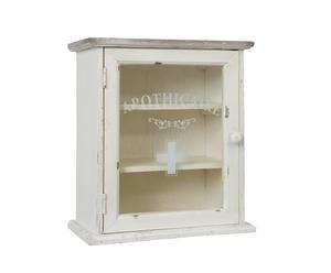 Medicijnkastje Spot, wit, 32 x 36 cm