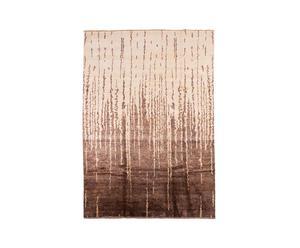 Handgemaakt tapijt Beige Parsnip, 300 X 193 cm