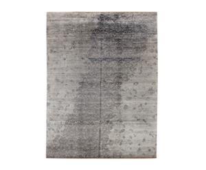 Handgemaakt tapijt Grey Mouse, 352 X 249 cm