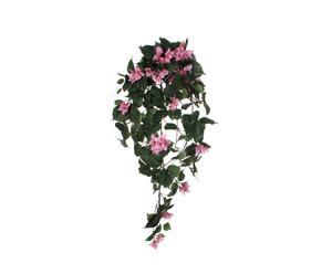 Kunstbloem hanhplant Bougainvillea, roze, H 100 cm