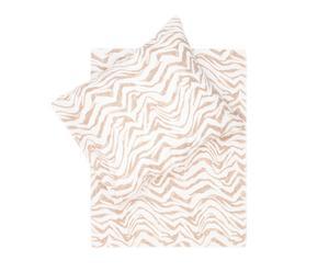 Dekbedovertrek-set Savanna II, beige/wit, 200 x 200/220 cm