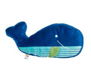 Knuffel Sail Away, blauw, L 44 cm