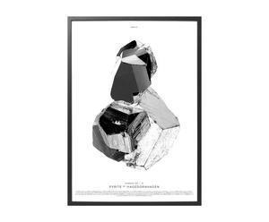 Poster Pyrite 1, 70 X 50 cm
