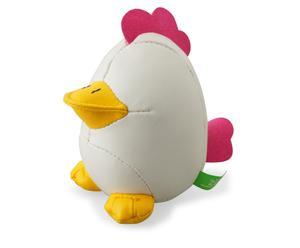 Brillenstandaard Chick Pica, wit, H 11 cm