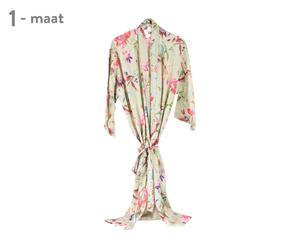 Kimono Paradise, ecru, one size
