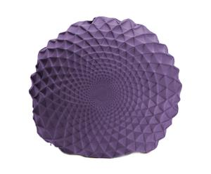 Kussenhoes Noam Purple, diameter 60 cm