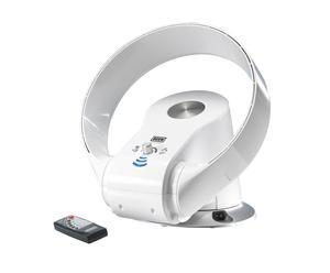 Ventilator Air Joy Cool, wit, L 30,5 cm