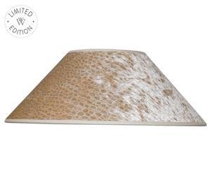 Lampenkap Wild, goud, diameter 40 cm