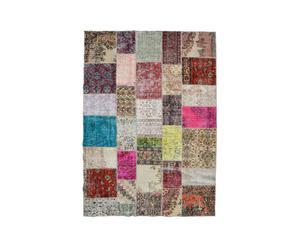 Handgemaakt patchwork tapijt Chuck, multicolour, 300 x 200 cm