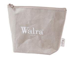 Toilettas WALRA, Midden Grijs, 14 x 17 cm