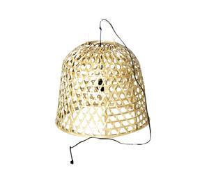 Hanglamp Bamboo, naturel, Ø 56 cm