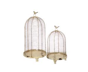 Set van 2 vogelkooien Cage II