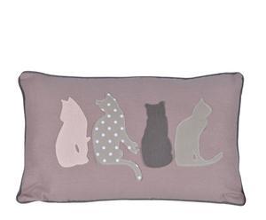 Kussen Cats, 50 x 30 cm