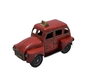 Deco-object Auto Vintage III, L 25 cm