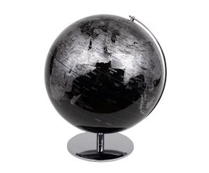 Globe, diameter 42 cm, zwart
