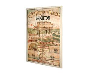 Holzdruck Brighton II