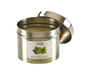 Mint & Eucalyptus Candle Tin