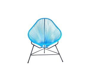 Baby Acapulco Chair, blau