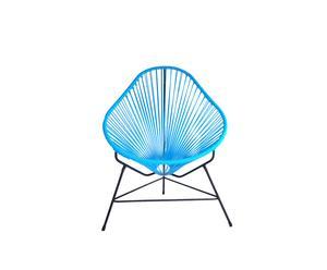 Baby Acapulco Chair, blau