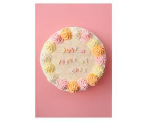 """Dekoracja """"Just a Piece of Cake"""""""
