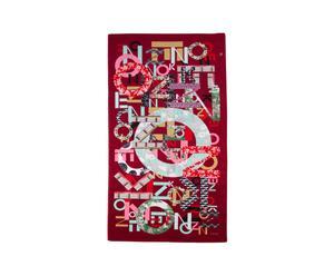 Ręcznik plażowy Kenzo – Logos
