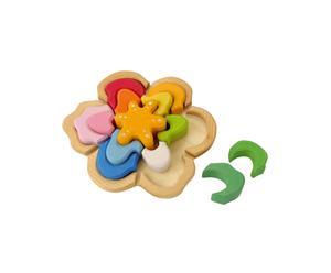 Puzzle Blüte