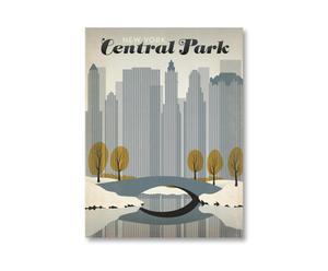 """Plakat """"Central Park"""""""