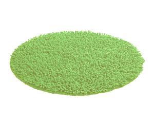 """Dywanik łazienkowy """"Tropic Green"""" Ø 60 cm"""