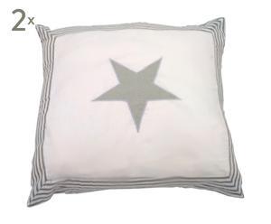 "Komplet 2 poduszek ""Star"""
