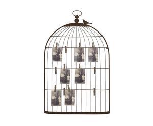 """Stojak na pocztówki i zdjęcia """"Cage"""""""