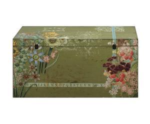"""Kufer """"Floral"""" 102 x 46 x 50.5 cm"""