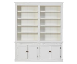 """Biblioteczka """"Orlando"""", biała"""