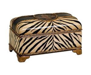 """Pudełko """"Zebra"""""""