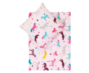 "Pościel ""My Horses Pink"""