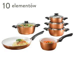 """Komplet kuchenny 10-elementowy """"Supertherm"""""""