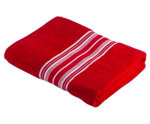 """Ręcznik plażowy """"Manhattan"""", czerwony"""