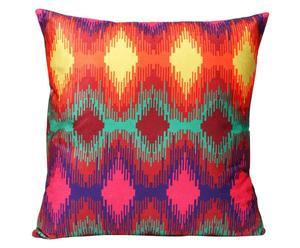 "Poszewka na poduszkę ""Tamara Spectrum Ikat"""