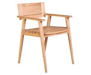 """Krzesło ogrodowe """"Teak"""""""