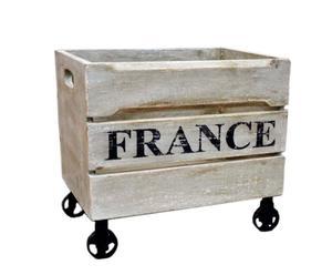 """Pojemnik-skrzynka """"France"""""""