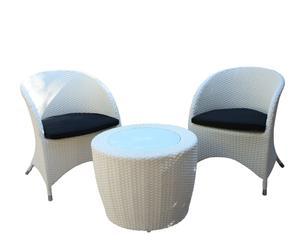 """Stolik i 2 fotele """"Lotus"""""""