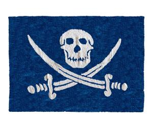 "Dywan ""Pirate"", granatowy"