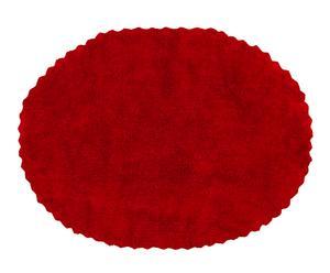 """Dywan """"Blonda"""", czerwony"""