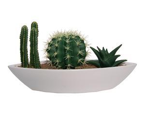 """Sztuczne kwiaty w doniczce """"Cactus"""""""