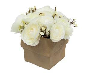"""Sztuczne kwiaty w doniczce """"Roses I"""""""
