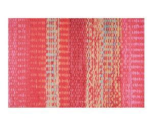 """Wykładzina """"Fuchsia & Turquoise Stripes"""""""
